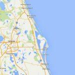 Maps Of Florida: Orlando, Tampa, Miami, Keys, And More - Map Of Panama City Florida And Surrounding Towns