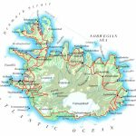 Maps Of Iceland   Detailed Map Of Iceland In English  Tourist Map Of - Printable Driving Map Of Iceland