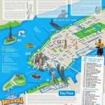 Maps Of New York Top Tourist Attractions   Free, Printable   Map Of New York Attractions Printable
