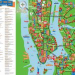 Maps Of New York Top Tourist Attractions   Free, Printable   Printable Map Of New York City Landmarks