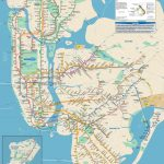 Maps Of New York Top Tourist Attractions   Free, Printable   Printable New York City Subway Map