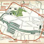 Maps Of The Glasgow Subway   Glasgow City Map Printable