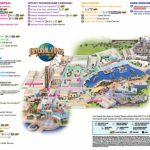 Maps Of Universal Orlando Resort's Parks And Hotels - Universal Studios Florida Citywalk Map