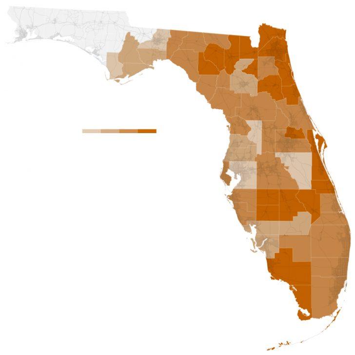 Naples Florida Flood Map