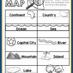 Maps Unit With Powerpoint And Printables (Geography   Map Symbols For Kids Printables