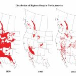 Maps | Wafwa - Western Association Of Fish And Wildlife Agencies - Mule Deer Population Map Texas