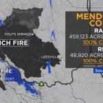 Maps: Wildfires Burning Across California | Abc7News - Active Fire Map California