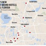 Marriott/starwood Deal May Result In More Hotels In Orlando   Starwood Hotels Florida Map