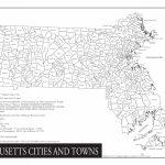 Massachusetts/cities And Towns   Wazeopedia   Printable Map Of Massachusetts Towns