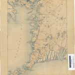 Massachusetts Historical Topographic Maps   Perry Castañeda Map   Printable Map Of Falmouth Ma
