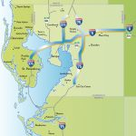 Massive Highway Expansion Threatens To Destroy Tampa Neighborhoods   Map Of Florida Showing Tampa And Clearwater