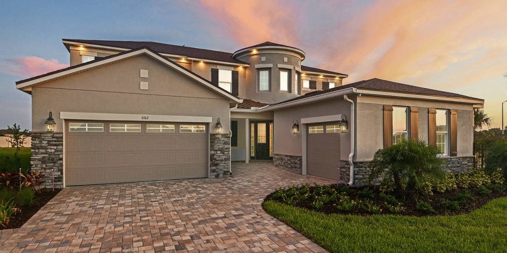 Mattamy Homes   New Homes For Sale In Orlando, Winter Garden: Oxford - Map Of Homes For Sale In Florida