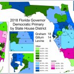 "Matthew Isbell On Twitter: ""the Democratic Primary For #flgov   Florida House District 15 Map"