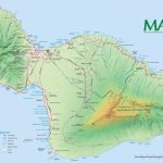 Maui Maps | Go Hawaii   Printable Driving Map Of Kauai