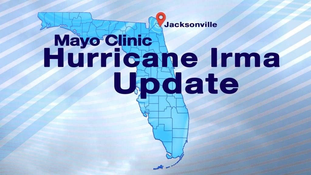 Mayo Clinic Hurricane Irma Update – Mayo Clinic News Network - Mayo Clinic Jacksonville Florida Map