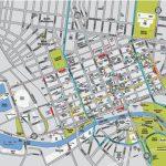 Melbourne Cbd Map   Melbourne City Map Printable