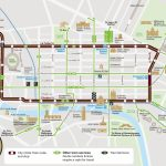 Melbourne City Circle Tram Map   Melbourne City Map Printable