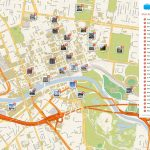 Melbourne Printable Tourist Map In 2019 | Free Tourist Maps   Melbourne Tourist Map Printable