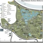 Melbourne Royal Botanic Gardens Map   Florida Botanical Gardens Map