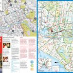 Melbourne Tourist Map   Melbourne Tourist Map Printable