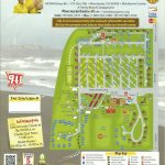Mendocino Koa Campground Site Map | Camping Research In 2019   California Rv Campgrounds Map