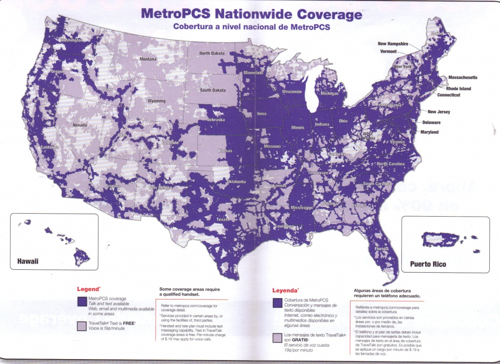 Metropcs Coverage Map ~ Afp Cv - Metropcs Texas Coverage Map