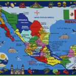Mexico Maps | Maps Of United Mexican States   Printable Map Of Mexico