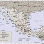Mexico Maps | Printable Maps Of Mexico For Download   Printable Map Of Mexico
