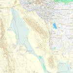 Mexico Topographic Map E32 Ideal For Off Road / Garmin | Adventure Rider   Baja California Topographic Maps