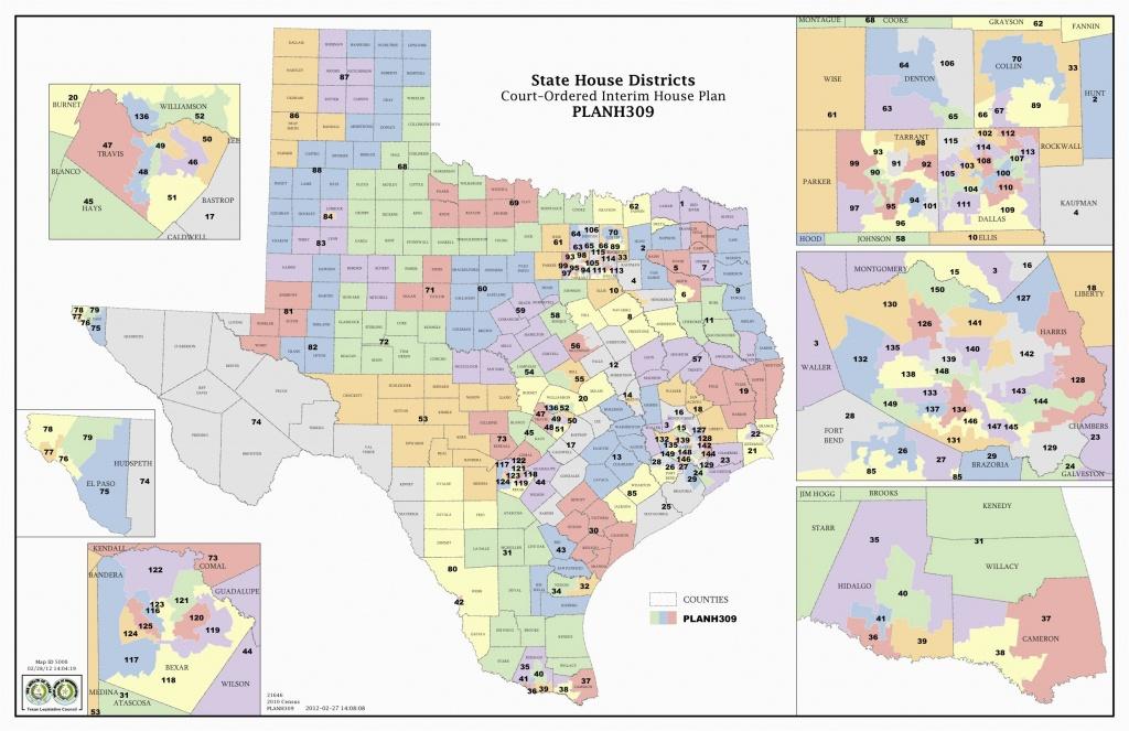 Michigan Senate Districts Map Texas Us Senate District Map New State - Texas Senate District Map