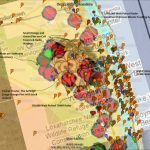 Microwave Radiation: The Solution To Our Dissolution?   Dark Matters - Map Of Cancer Clusters In Florida