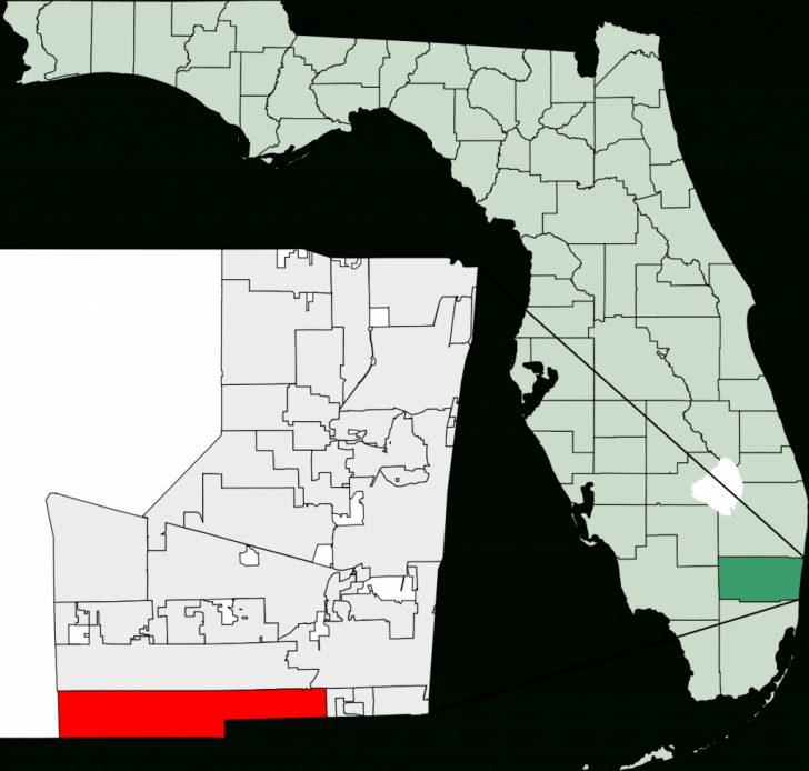 Winter Garden Florida Map