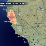 More High Fire Weather Conditions For California Wednesday And Thursday   Fire Watch California Map