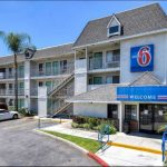 Motel 6 Buena Park Knotts Berry Farm Disneyland Hotel In Buena Park   Motel 6 Locations California Map