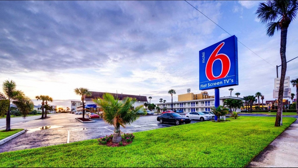 Motel 6 Cocoa Beach Hotel In Cocoa Beach Fl ($89+) | Motel6 - Map Of Hotels In Cocoa Beach Florida
