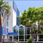 Motel 6 Hollywood Los Angeles Hotel | Hotels Near Hollywood Walk Of Fame   Motel 6 Locations California Map