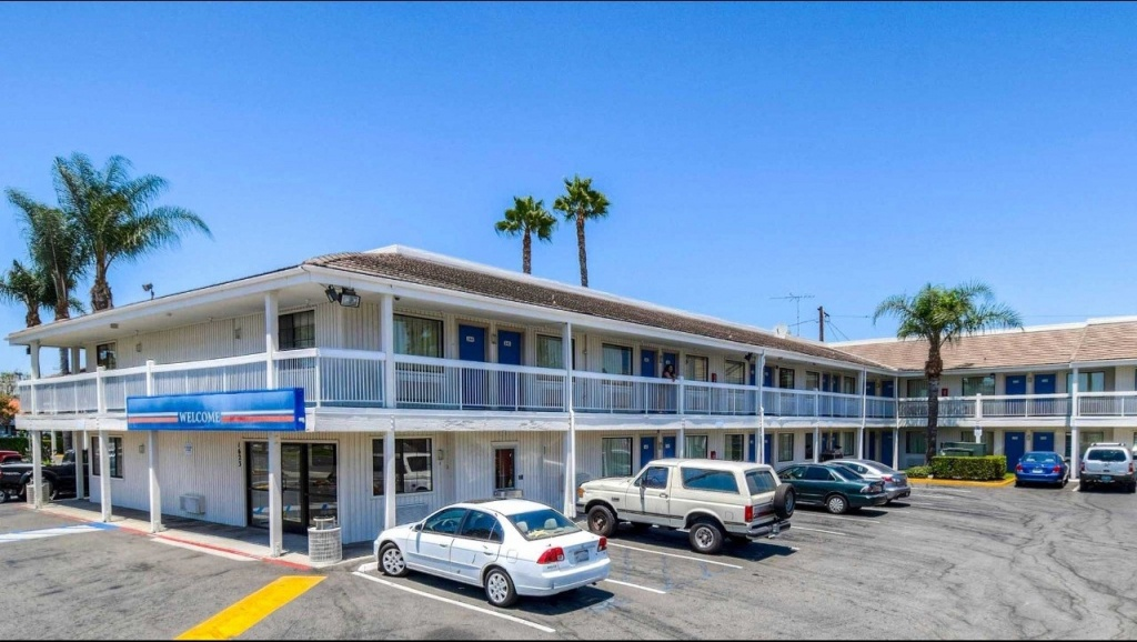 Motel 6 Santa Ana Hotel In Santa Ana Ca ($73+) | Motel6 - Motel 6 California Map