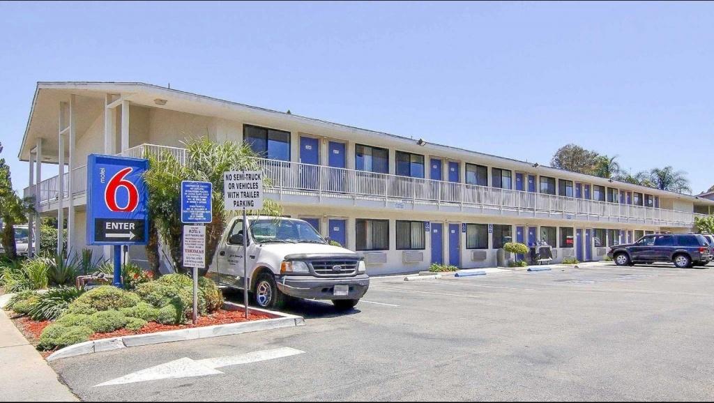 Motel 6 Santa Barbara - Goleta Hotel In Goleta Ca ($99+) | Motel6 - Motel 6 California Map