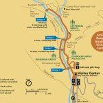 Muir Woods Main Trail   Golden Gate National Recreation Area (U.s.   Muir Woods Map California