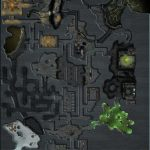 My Wave Echo Cave Map. It's A Big One! : Dnd - Wave Echo Cave Map Printable