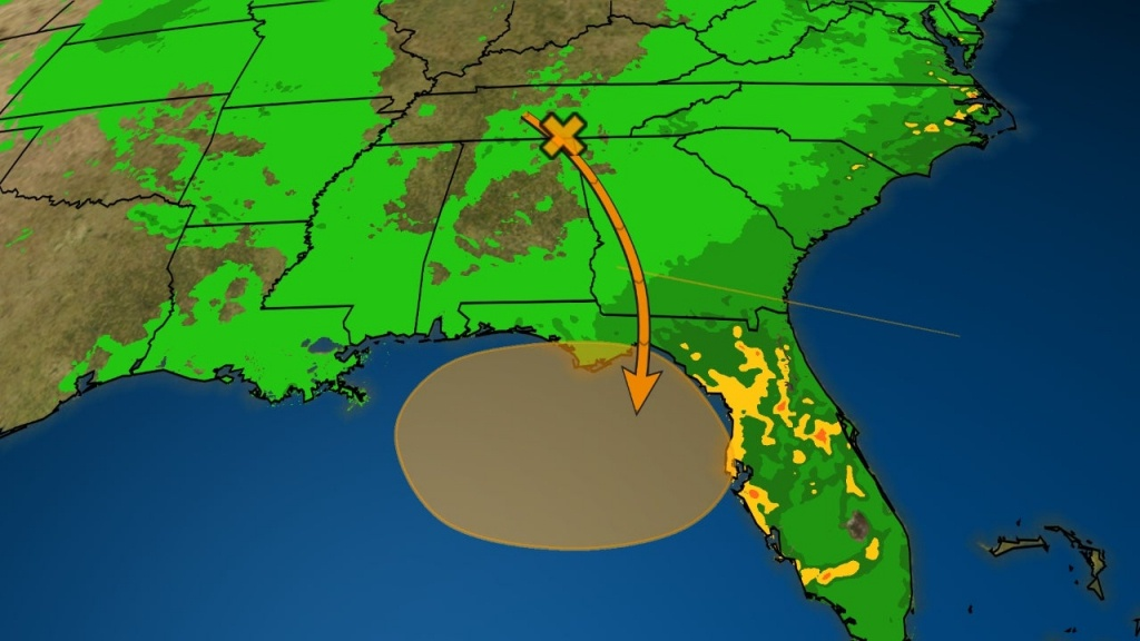National And Local Weather Radar, Daily Forecast, Hurricane And - Florida Weather Map In Motion