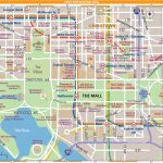 National Mall Map In Washington, D.c. | Wheretraveler   Printable Map Of Washington Dc