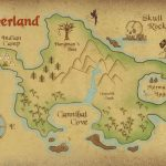 Neverland Map Printable | Freebie! Neverland Map Download | Kids   Printable Neverland Map