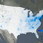 New Nasa Satellite Maps Show Human Fingerprint On Global Air Quality - Ultra Low Nox Requirements California Map