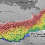 New Seafloor Map Reveals How Strange The Gulf Of Mexico Is   Top Spot Maps Texas