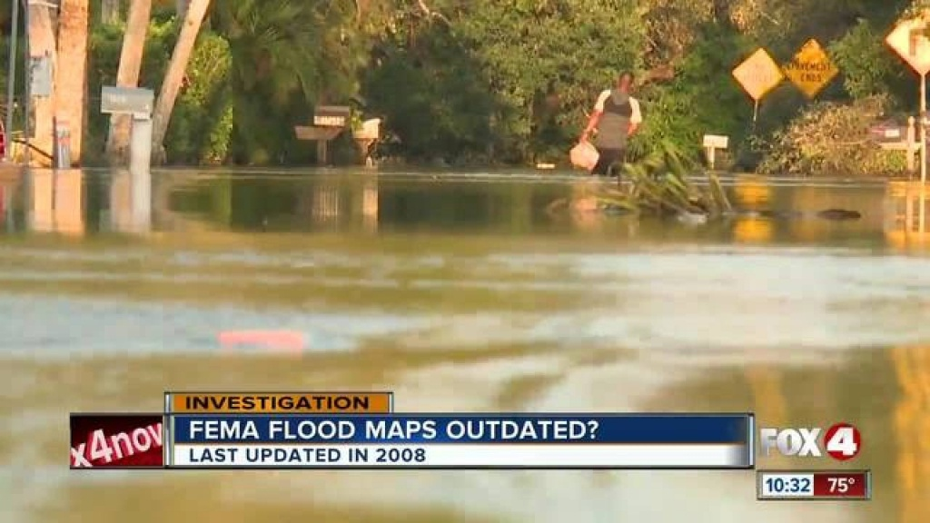 New Study Shows More Southwest Florida Communities Vulnerable To 100 - Fema Flood Maps Lee County Florida
