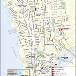 New York City Tourist Map - 101 Vacation Destinations | Travel | New - Printable Map Of Nyc Tourist Attractions