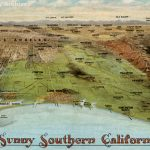 Newport Beach Historical Society | Aerials Maps & Miscellaneous   Historical Maps Of Southern California