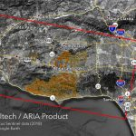 News | Nasa's Aria Maps California Wildfires From Space   Paradise California Map