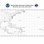 Nhc Blank Tracking Charts   Printable Hurricane Tracking Map
